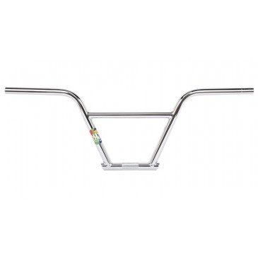 GUIDON BMX RANT 4 PIECES NSIXTY CHROME .