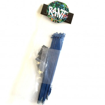 PACK DE RAYONS RANT BLUE