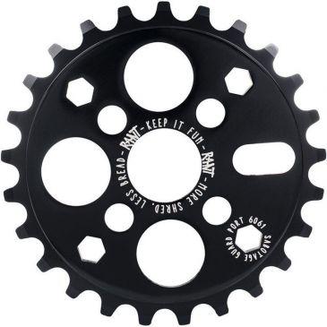 COURONNE BMX RANT IKON BLACK 25T