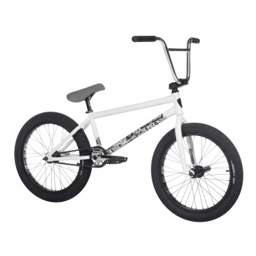 BMX SUBROSA NOVUS BARRACO WHITE 2018