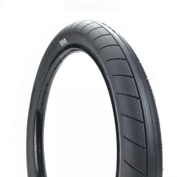 """BMX TIRE CULT JUVI DEHART SLICK 18"""" BLACK"""