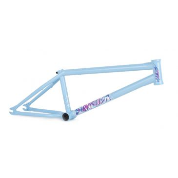 BMX FRAME SUBROSA GRIFFIN PERWINKLE BLUE