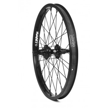 ROUE ARRIERE BMX 16'' RANT SEMI-SCELLEES 9T RHD