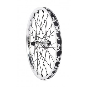 ROUE AVANT BMX RANT PARTY ON CHROME