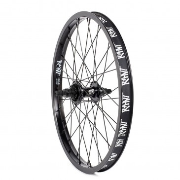 ROUE ARRIERE BMX RANT PARTY ON CASSETTE BLACK