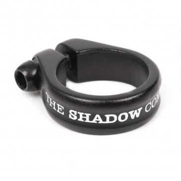 COLLIER DE SELLE BMX SHADOW ALFRED CLAMP NOIR