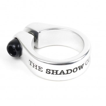 COLLIER DE SELLE BMX SHADOW ALFRED CLAMP CHROME