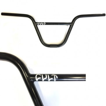 GUIDON BMX CULT HAWK 8,8'' BLACK