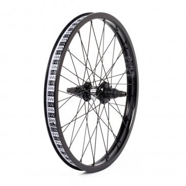 ROUE ARRIERE BMX CULT CREW FREECOASTER BLACK