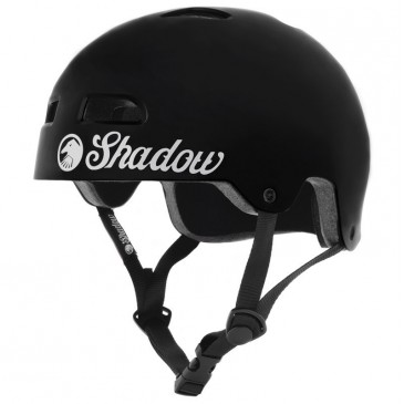 CASQUE SHADOW BMX CLASSIC MATT BLACK