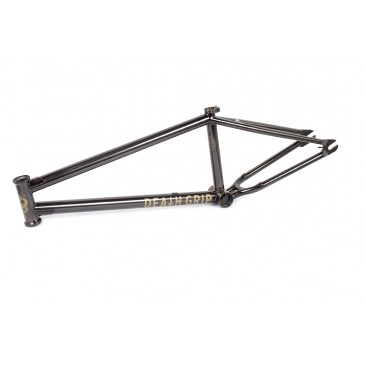CADRE BMX MUTINY DEATH GRIP TRANS BLACK