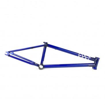 CADRE BMX CULT CREW TRANS BLUE