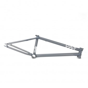 CADRE BMX CULT SHORTY TRANS GREY SEAN RICANY