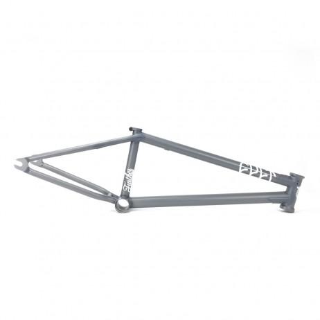 CADRE BMX CULT SHORTY TRANS GREY SEAN RICANY