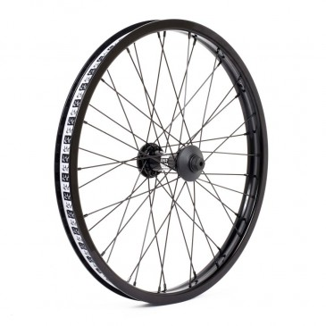 ROUE AVANT BMX CULT MATCH BLACK