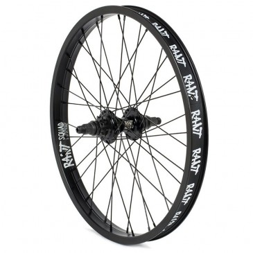 ROUE ARRIERE RANT PARTY ON V2 CASSETTE BLACK
