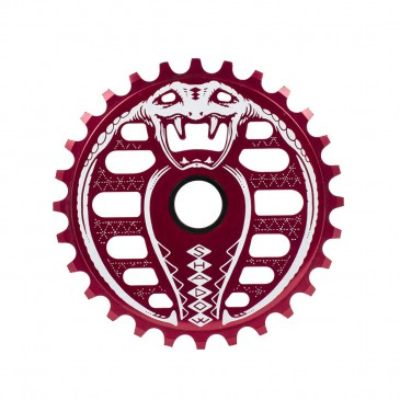 COURONNE BMX SHADOW KOBRA CRIMSON RED