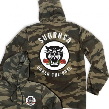 VESTE SUBROSA BATTLE CAT CAMO  (SP 2018)