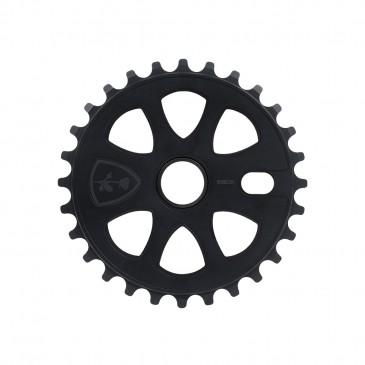 COURONNE BMX SUBROSA PETAL MATT BLACK