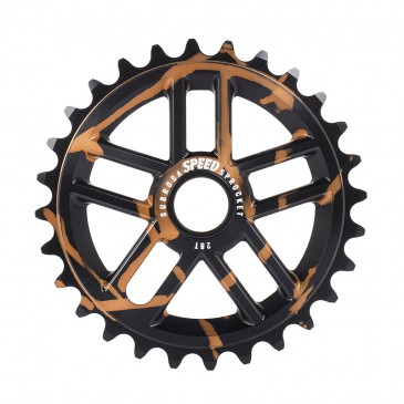 COURONNE BMX SUBROSA SPEED GLOSS COPPER HAZE