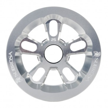 COURONNE BMX SUBROSA MAGNUM BASH POLISHED