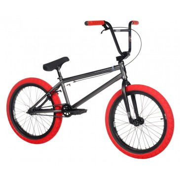 BMX SUBROSA TIRO SATIN DARK GREY 2019