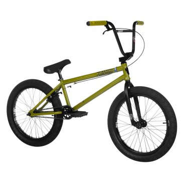 BMX SUBROSA TIRO XL SATIN ARMY GREEN 2019