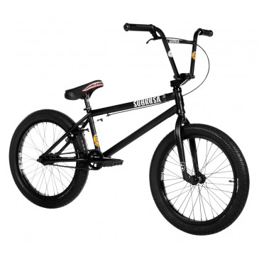 BMX SUBROSA SALVADOR FREECO SATIN BLACK 2019