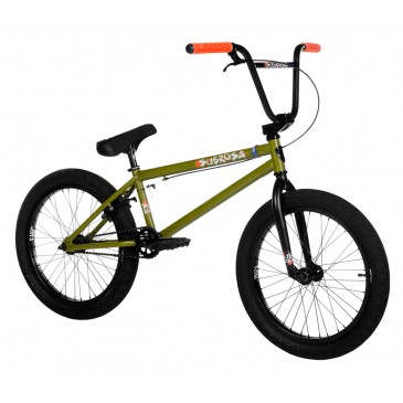 BMX SUBROSA SONO XL SATIN ARMY GREEN 2019