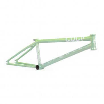CADRE BMX CULT CREW GREEN ALGAE