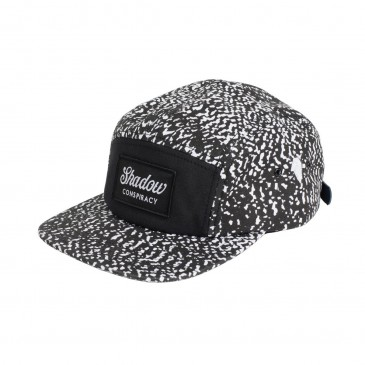 CASQUETTE SHADOW STATIC 5 PANELS