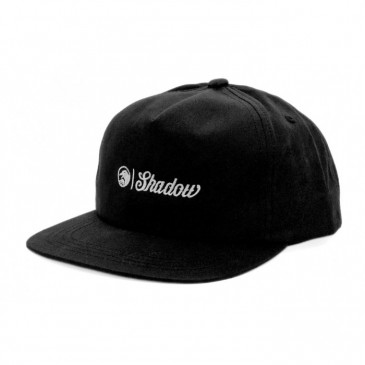 CASQUETTE SHADOW SNAPBACK BLOCK BLACK