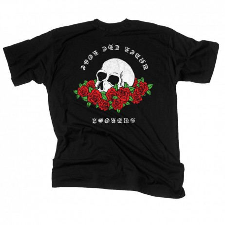 TSHIRT SUBROSA DECEASED BLACK