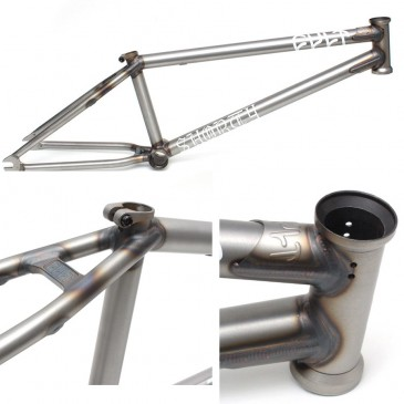 CADRE BMX CULT SHORTY MATT RAW
