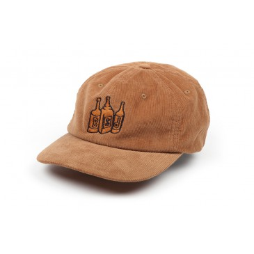 CASQUETTE BSD PANEL BOTTLE CAMEL